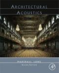 Architectural Acoustics 9780123982582