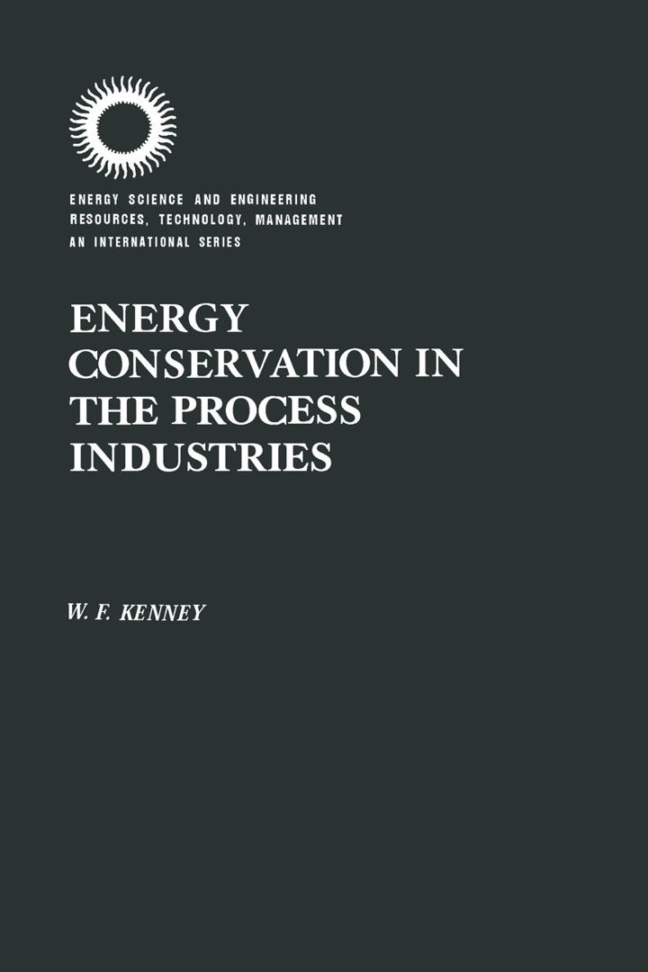 Energy Conservation in the Process Industries