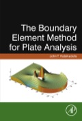 The Boundary Element Method for Plate Analysis 9780124167391