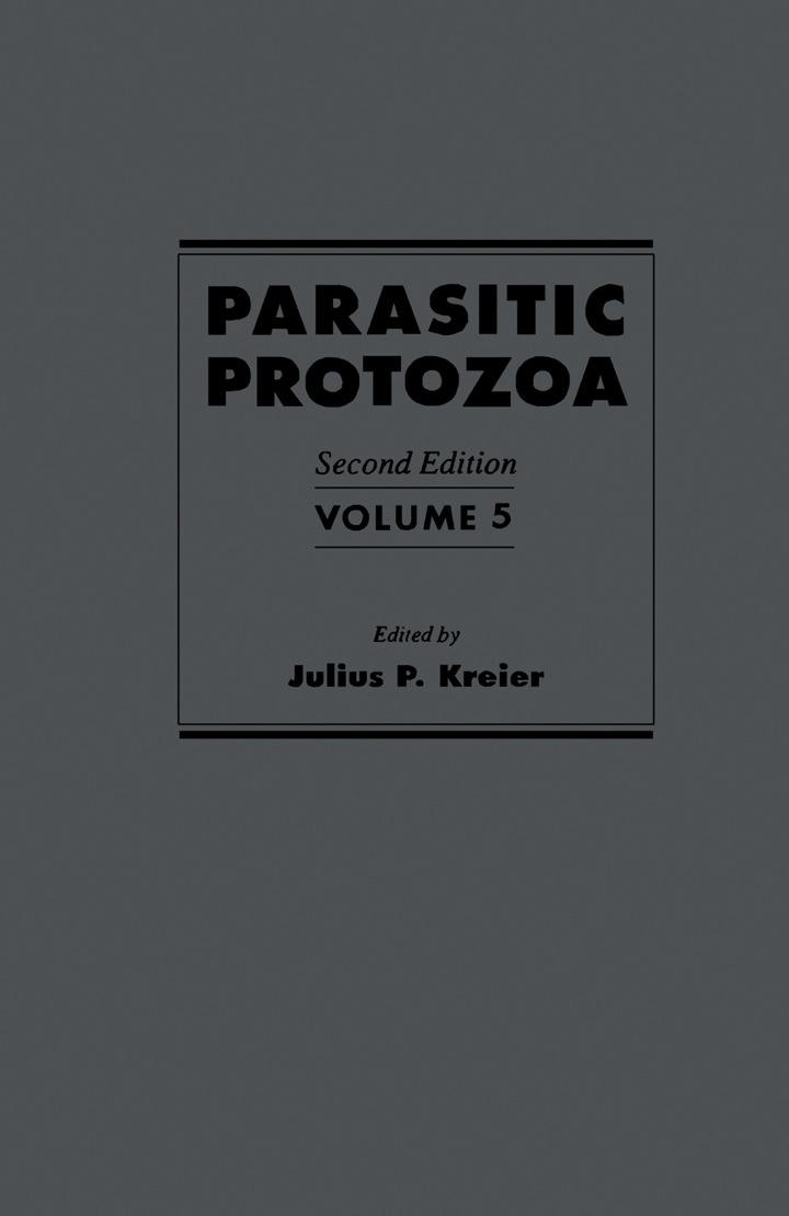 Parasitic Protozoa: Babesia and Plasmodia