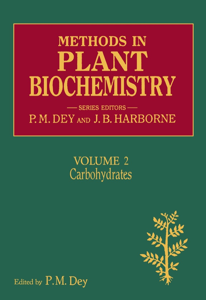 Carbohydrates: Volume 2
