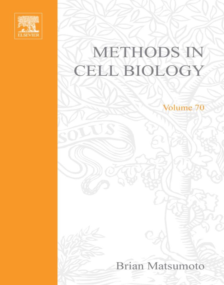Cell Biological Applications of Confocal Microscopy
