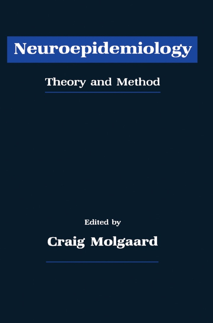 Neuroepidemiology: Theory and Method