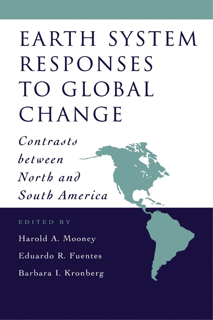 Earth System Responses to Global Change: Contrasts Between North and South America