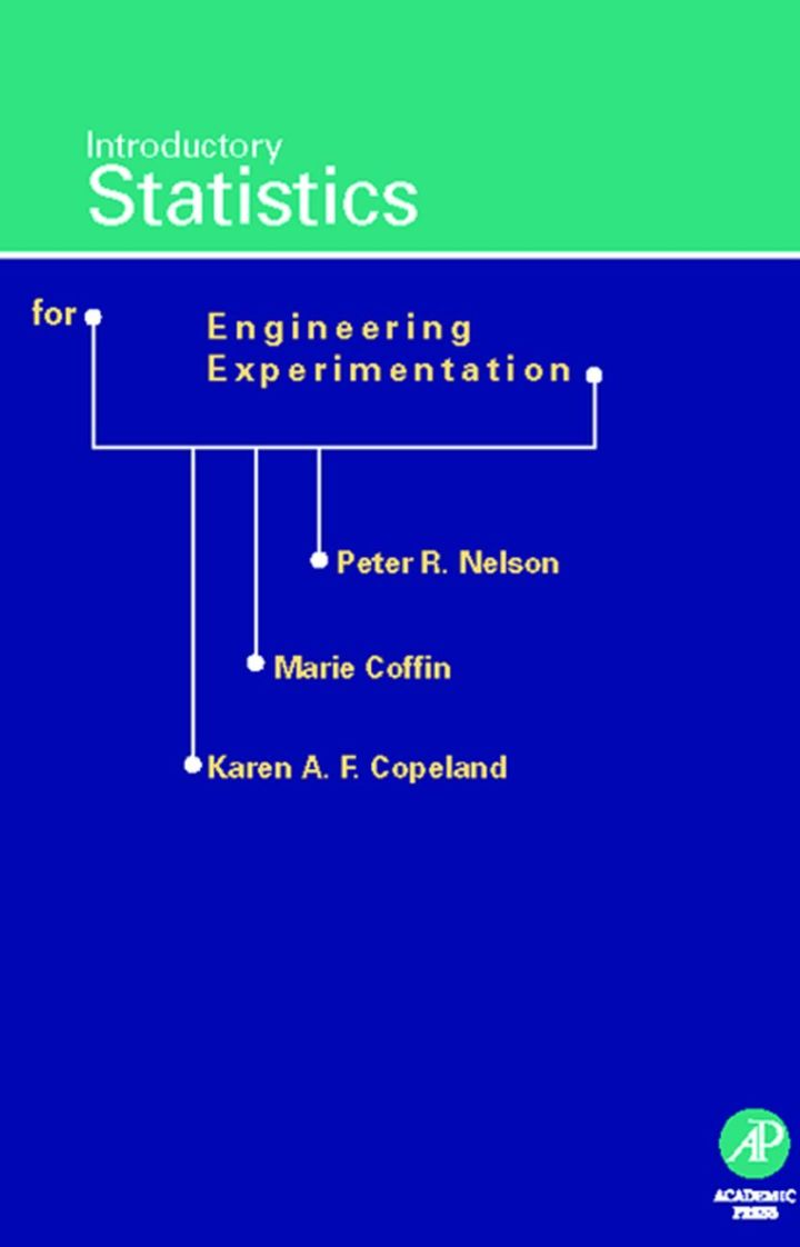 Introductory Statistics for Engineering Experimentation