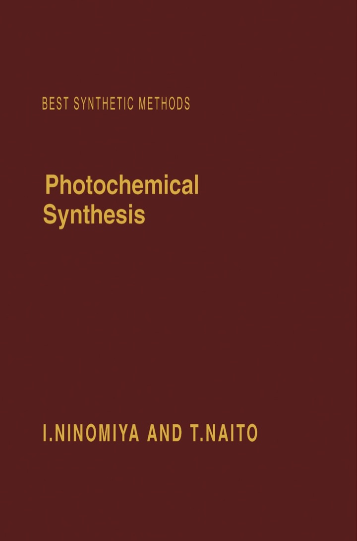 Photochemical Synthesis