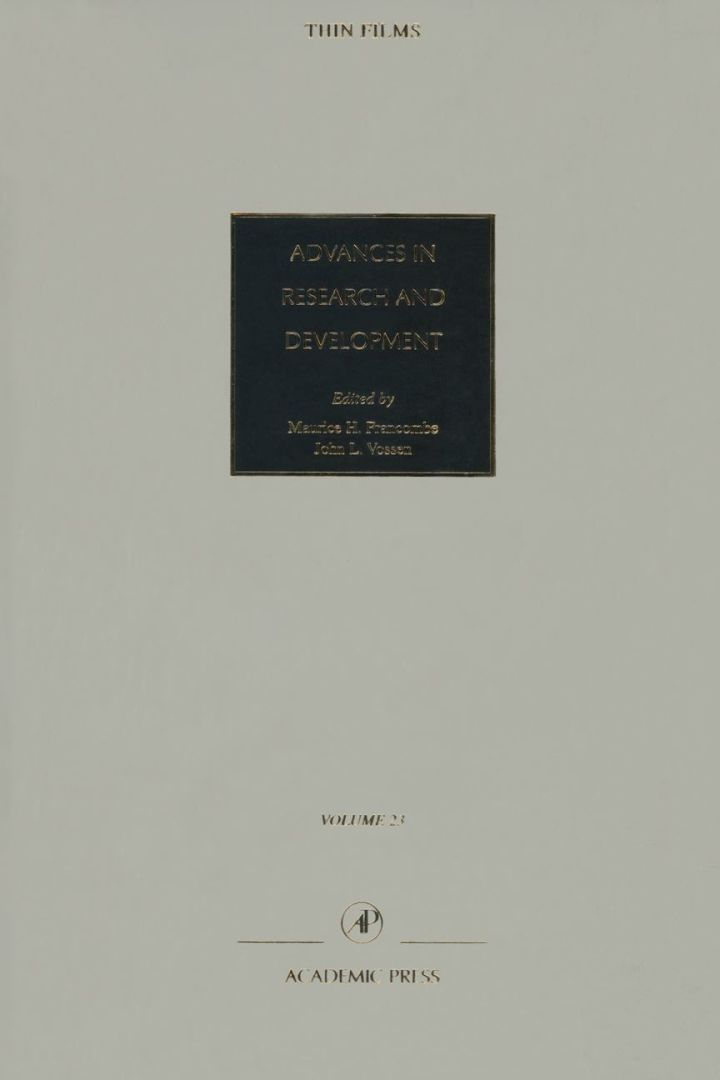 Advances in Research and Development: Modeling of Film Deposition for Microelectronic Applications