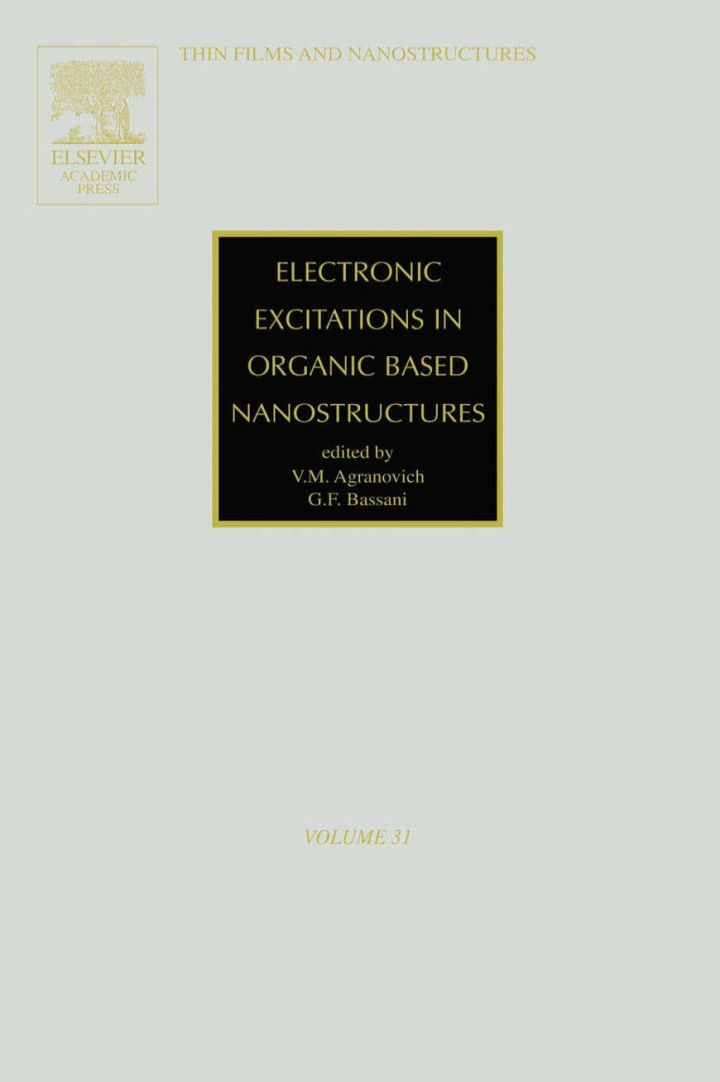 Electronic Excitations in Organic Based Nanostructures