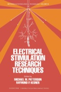 Electrical Stimulation Research Techniques 9780125474405