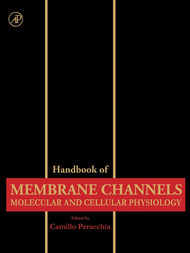 Handbook of Membrane Channels: Molecular and Cellular Physiology