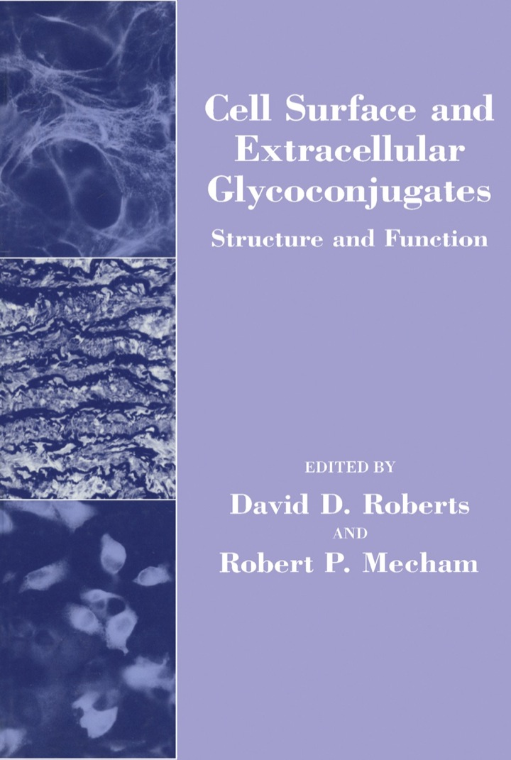 Cell Surface and Extracellular Glycoconjugates: Structure and Function
