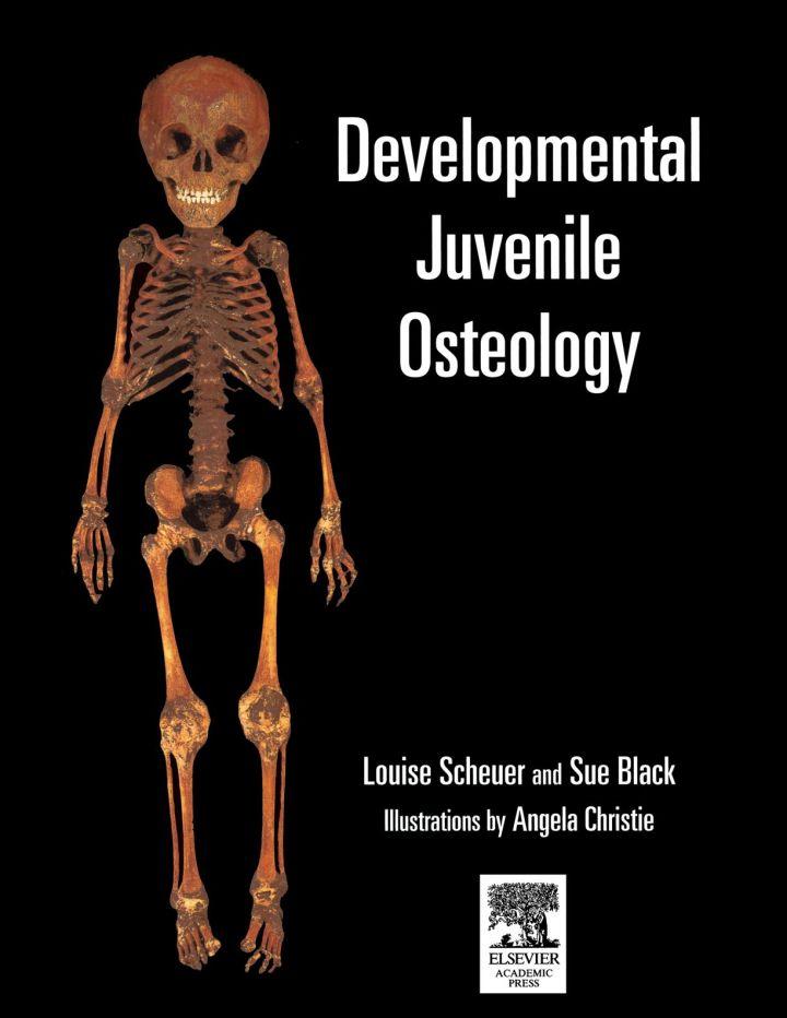 Developmental Juvenile Osteology