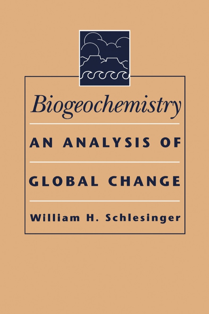 BIOGEOCHEMISTRY TX CTH