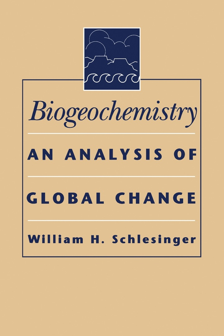 BIOGEOCHEMISTRY TX PPR