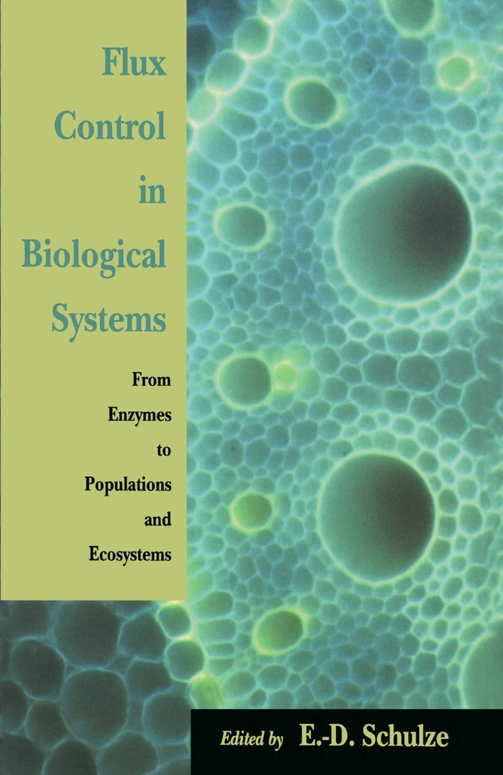 Flux Control in Biological Systems: From Enzymes to Populations and Ecosystems
