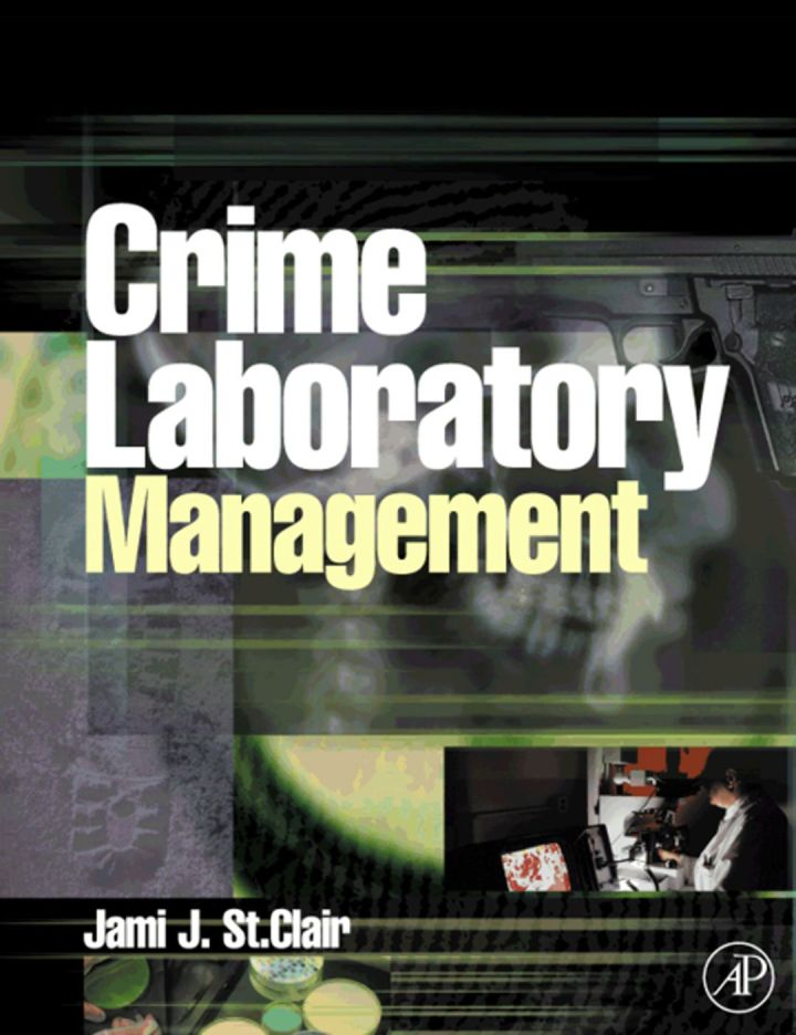 Crime Laboratory Management