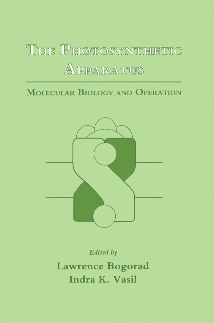 The Photosynthetic Apparatus: Molecular Biology and Operation: Cell Culture and Somatic Cell Genetics of Plants