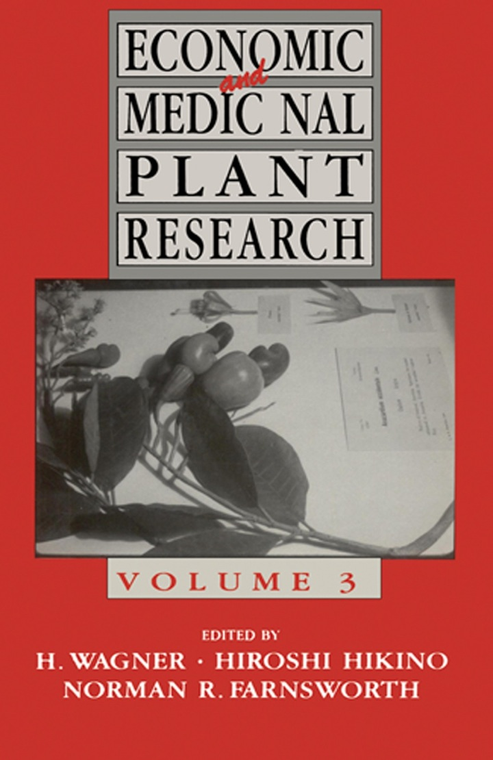 Economic and Medicinal PLant Research: Volume 3