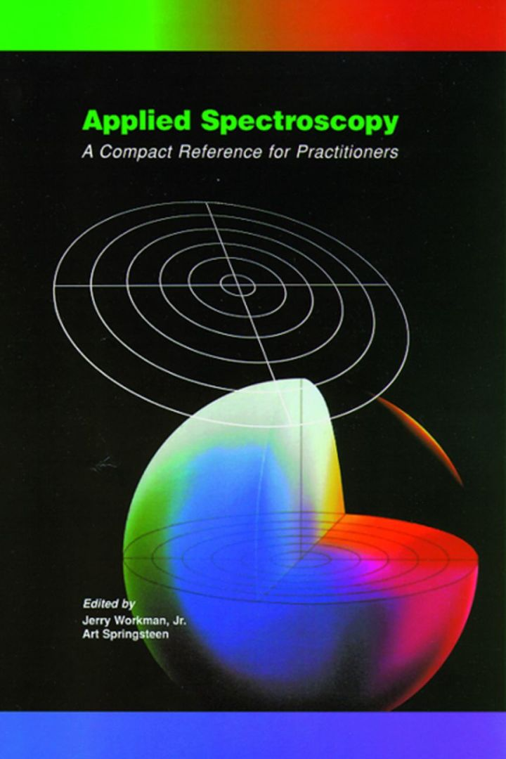 Applied Spectroscopy: A Compact Reference for Practitioners