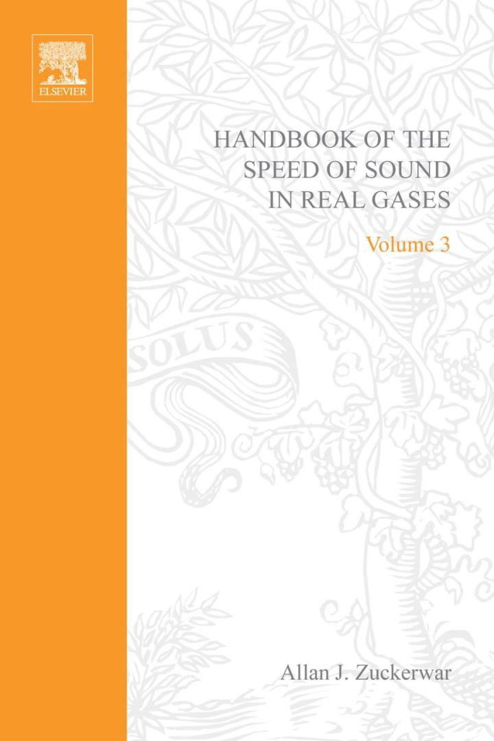 Handbook of the Speed of Sound in Real Gases