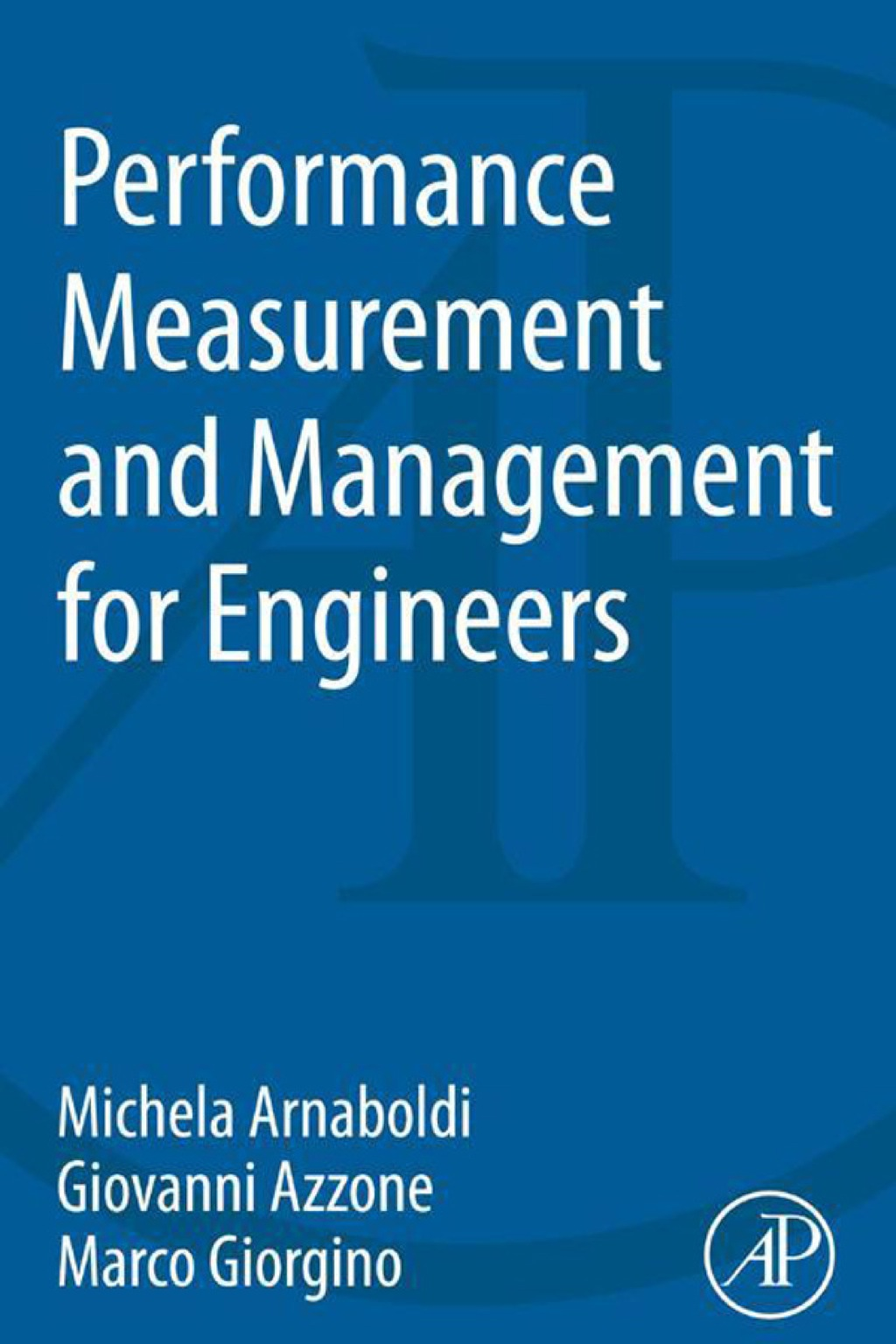 Performance Measurement and Management for Engineers (eBook)