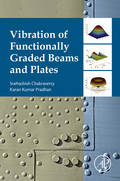 Vibration of Functionally Graded Beams and Plates 9780128042281