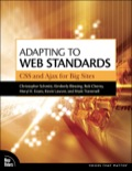 Adapting to Web Standards 9780132704724