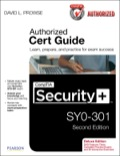 CompTIA Security+ SYO-301 Cert Guide, Deluxe Edition 9780132801294