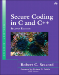 Secure Coding in C and C++ 9780132981972