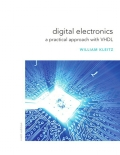 Digital Electronics: A Practical Approach with VHDL 9780133004489R180