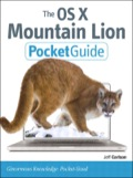 The OS X Mountain Lion Pocket Guide 9780133087109
