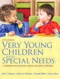 Very Young Children with Special Needs 9780133376395R180