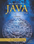 Introduction to Java Programming, Comprehensive Version 9780133593525R180