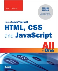 Book cover Teach Yoursaelf HTML/CSS/JavaScript