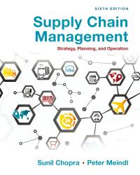 Management chain meindl chopra pdf supply