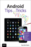 Android Tips and Tricks 9780133992274