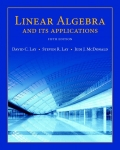 EBK LINEAR ALGEBRA AND ITS APPLICATIONS