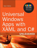 Universal Windows Apps with XAML and C# Unleashed 9780134036342