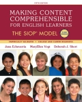 Making Content Comprehensible for English Learners: The SIOP Model 9780134045320R180