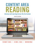 Content Area Reading: Literacy and Learning Across the Curriculum 9780134068831R180