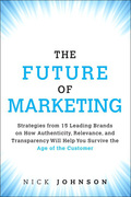 The Future of Marketing 9780134084596
