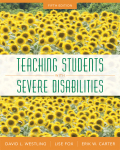 EBK TEACHING STUDENTS WITH SEVERE DISAB