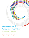 EBK ASSESSMENT IN SPECIAL EDUCATION