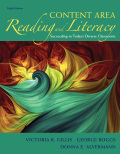 Content Area Reading and Literacy 9780134157757R180