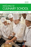 Welcome to Culinary School 9780134185743R180