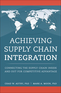 Achieving Supply Chain Integration 9780134209128