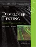 Developer Testing 9780134291086