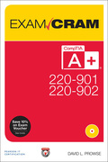 CompTIA A+ 220-901 and 220-902 Exam Cram 9780134391496