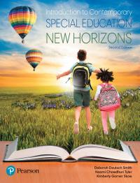 Introduction to Contemporary Special Education              by             Deborah Deutsch Smith; Naomi Chowdhuri Tyler; Kimberly Skow