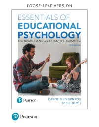 Educational psychology textbooks in etextbook format vitalsource essentials of educational psychology fandeluxe Image collections
